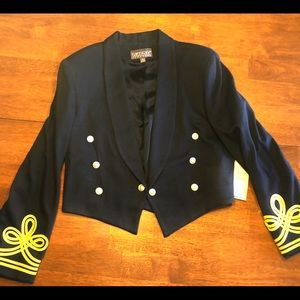 Vintage West Point Military Jacket Blazer Medium